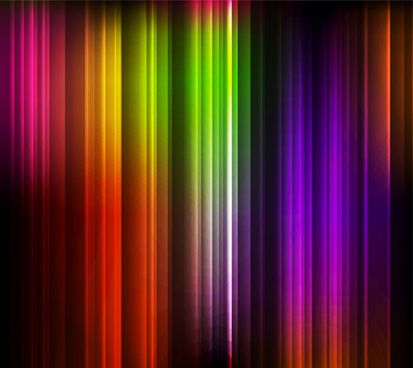 abstract light lines background design vector