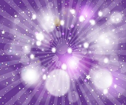 abstract backround design bokeh light effect violet decoration
