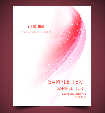 abstract paper background design