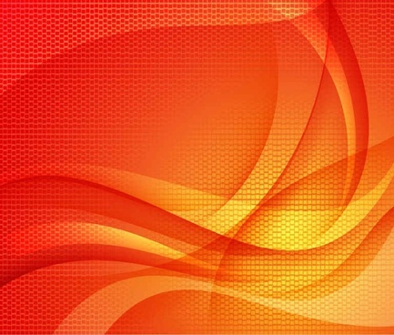 Abstract Red Background Vector Graphic