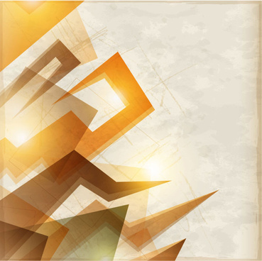 abstract shapes background