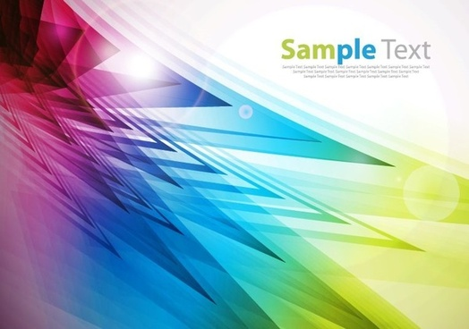 abstract shiny colorful background vector illustration