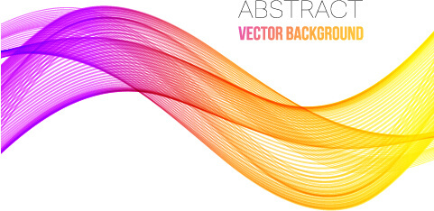 abstract silk cloth art background vector