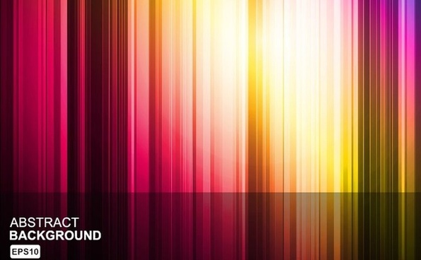 abstract background colorful stripes decor light effect