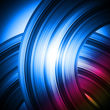 abstract swirl shining background vectors