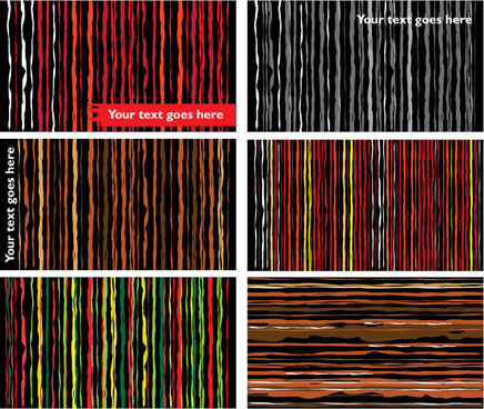abstract the striped background art