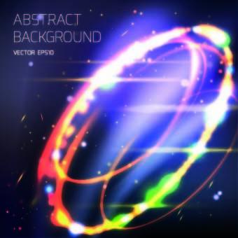abstract tornado background vector