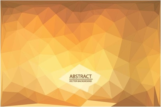 abstract triangle embossment vector background