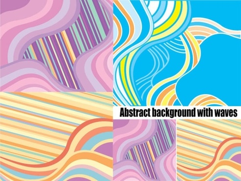abstract vector background provisions