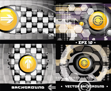 abstract web background vector graphic