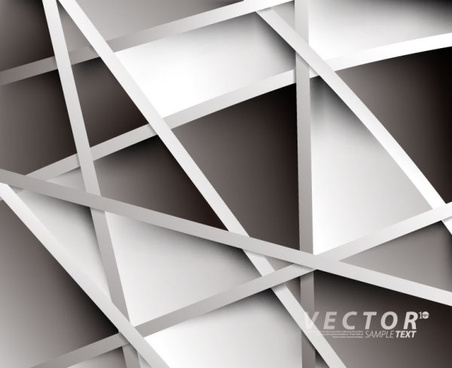 abstract white vector background art