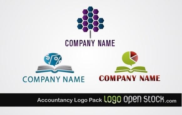 Accountancy Logo Pack