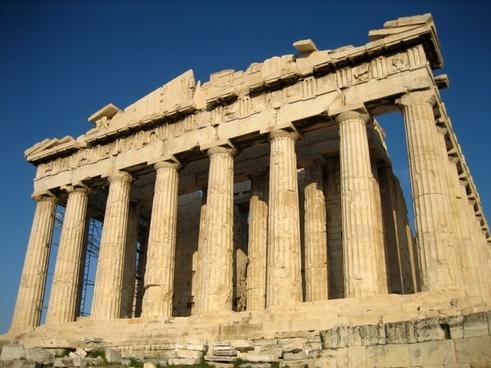 acropolis temple parthenon