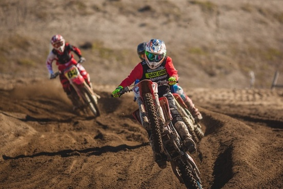 action adventure bike competition cross dirt