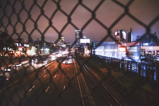 action architecture blur city dark evening exposure