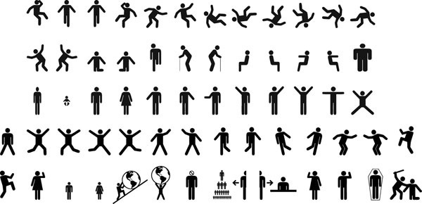 Vector Stick Figure Icon Free Vector Download 30 559 Free Vector For Commercial Use Format Ai Eps Cdr Svg Vector Illustration Graphic Art Design Icon pattern create icon patterns for your wallpapers or social networks. vector stick figure icon free vector