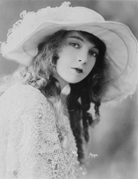 actress woman silent film