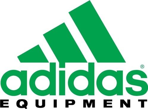 Adidas equipment logo