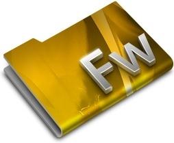 Adobe FireWorks CS3 Overlay