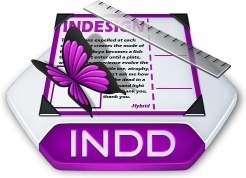 Adobe indesign indd
