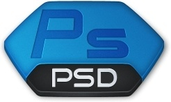 Adobe Photoshop psd v2