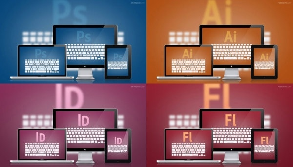 adobe shortcut keys wallpaper
