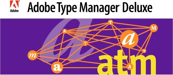 adobe type manager deluxe 0
