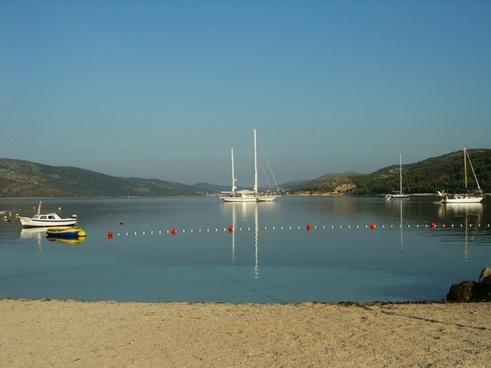 adriatic sea croatia sailing