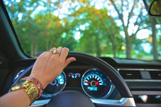 adult asphalt auto automobile blur car driver