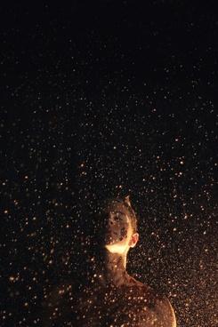 adult astronomy constellation dark exploration galaxy