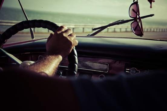 adult auto automobile blur car convertible driver
