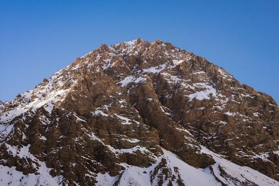 adventure altitude climbing cold frozen high hiking