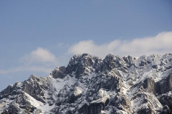adventure altitude cold forest frost frozen glacier
