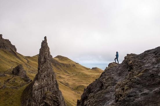 adventure apex daytime geology hiking holiday
