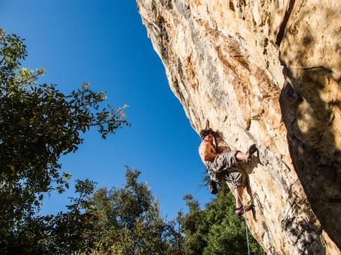 adventure challenge climbing determination ecology