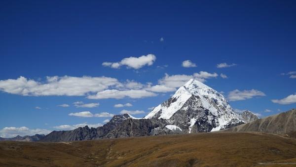 adventure daytime glacier hiking hill landscape