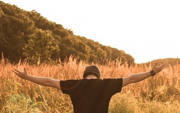 adventure desert freedom grass landscape mountain