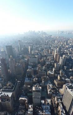 aerial architecture building center central park city