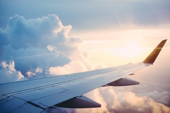 aeroplane air aircraft airliner airplane airport