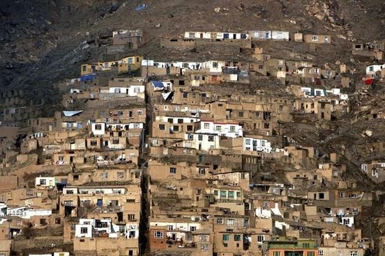 afghanistan houses homes