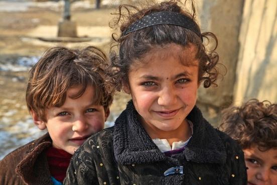 afghanistan kids children