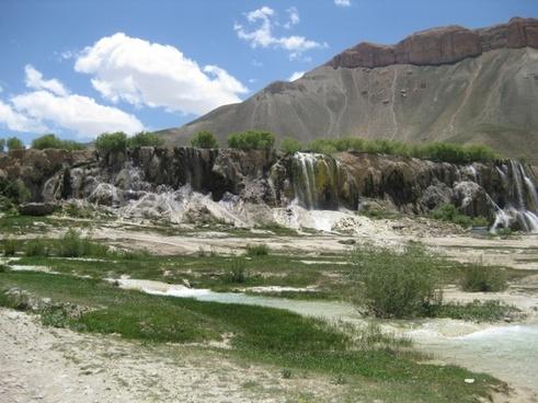 afghanistan landscape mountains