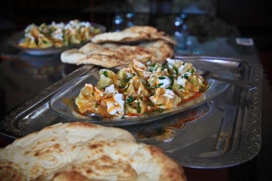 afghanistan mantoo food