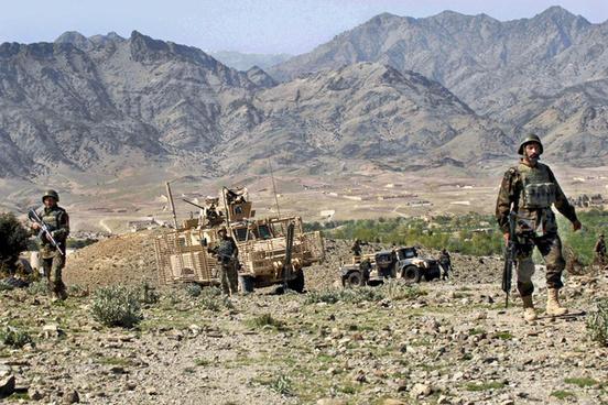 afghanistan mountain