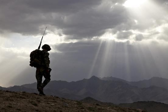 afghanistan sky