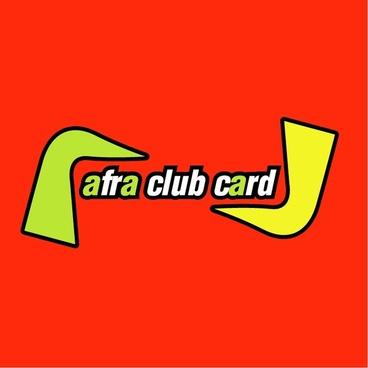 afra club card true