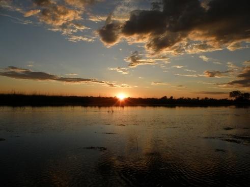 africa botswana okavango delta