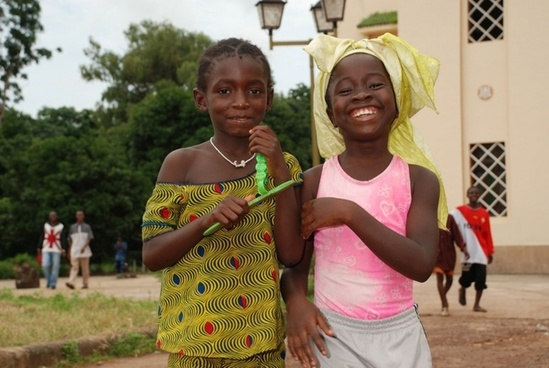 africa people female