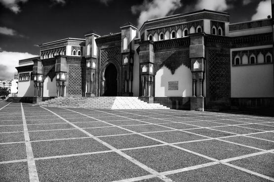 agadir morocco mosque