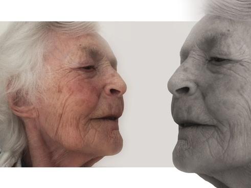 age dementia woman